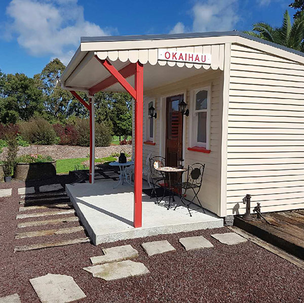 Railstay Accommodation Okaihau